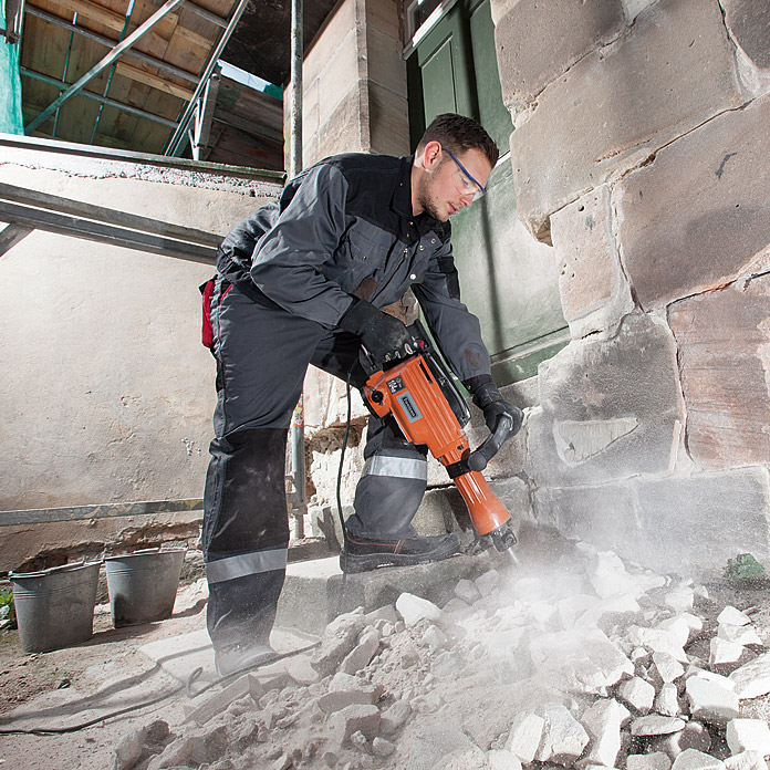 Toolson Abbruchhammer PROAH 43 Max Schlagzahl 1500
