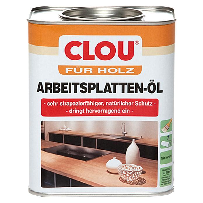Clou Arbeitsplattenöl (750 Ml, Farblos)  Bauhaus