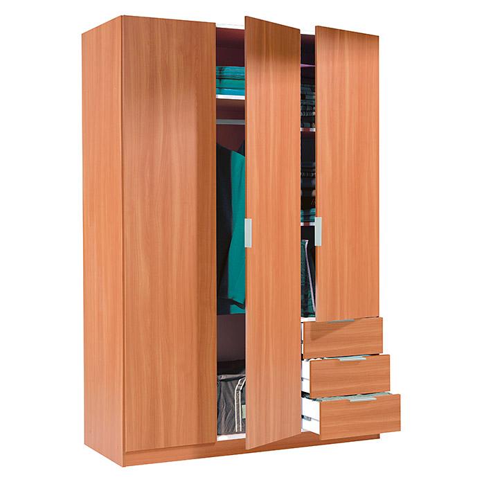 Armario para ropa Basic L x An x Al 52 x 120 x 180 cm