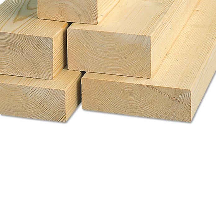 Konstruktionsvollholz NSi FichteTanne 8 m x 10 cm x 10