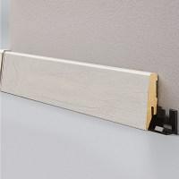 LOGOCLIC Sockelleiste K 58 C (Cardedeu, 2,6 m x 18 mm x 58 mm)