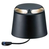Paulmann Plug & Shine LED Außenleuchte 6 W, Warmweiß ...