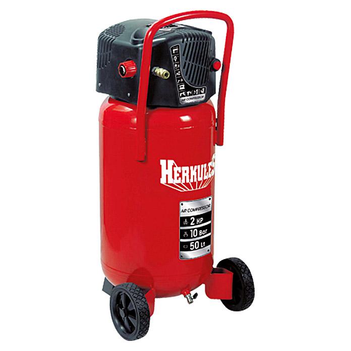 Herkules Kompressor Set Fifty Kit Motorleistung 1 5 KW 2 PS