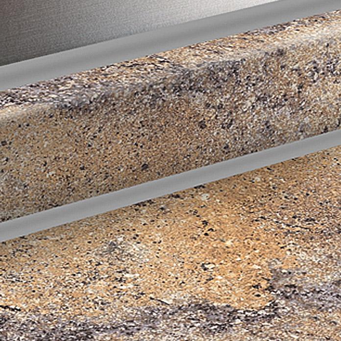 Resopal Terminacin encimera Granito Zaragoza 60 cm  BAUHAUS