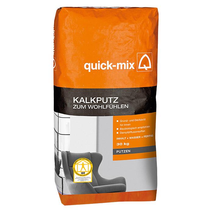 Quickmix Kalkputz Kapu 30 (30 Kg)  Bauhaus