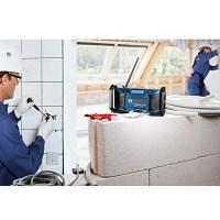 Bosch Professional Akku-Baustellenradio GML SoundBoxx (87 ...