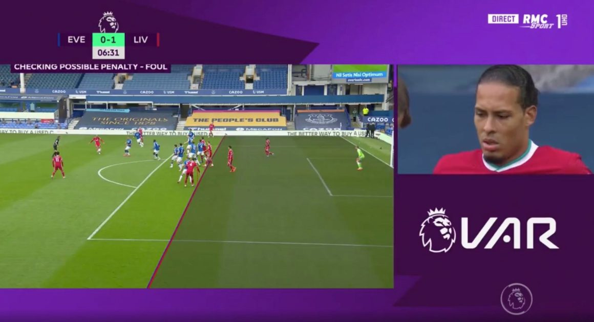 The Rule That Meant Pickford Couldn't Be Sent Off For Van Dijk Horror  Tackle | Balls.ie