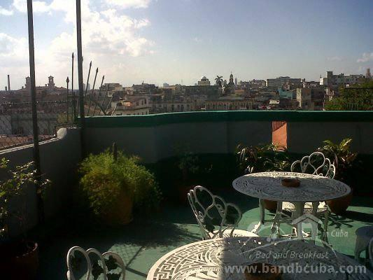 Casa La Terrazza de Manolo Old Havana Cuba  TripToVinalescom