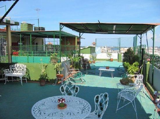 Casa La Terrazza de Manolo Havana Vieja