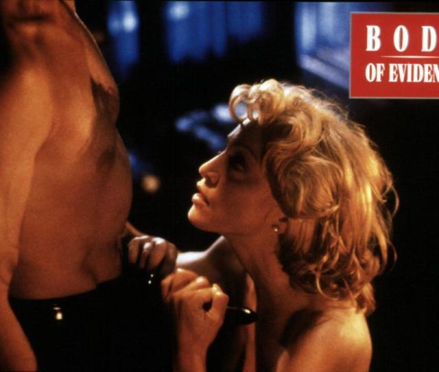 Body Of Evidence Willem Dafoe Madonna 1993