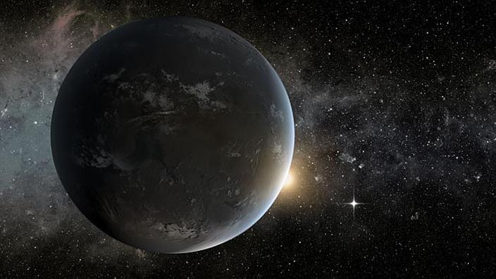 圖:NASA