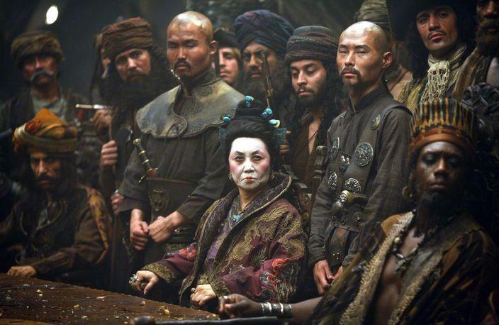 中國最傳奇女海盜 俘獲英艦聞風喪膽 | 歷史長河 | 巴士的報