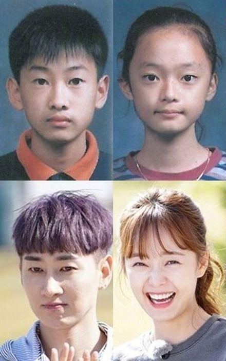 小學同學相認 銀赫全昭旻互爆戀事   心韓   巴士的報