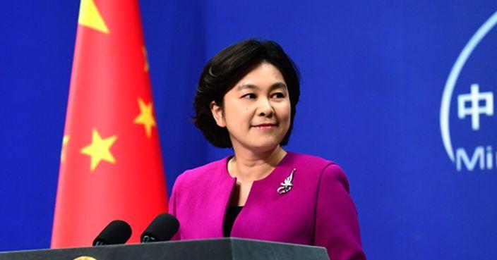 華春瑩糾正外國記者 蔡英文「總統」說法錯誤 | 大視野 | 巴士的報