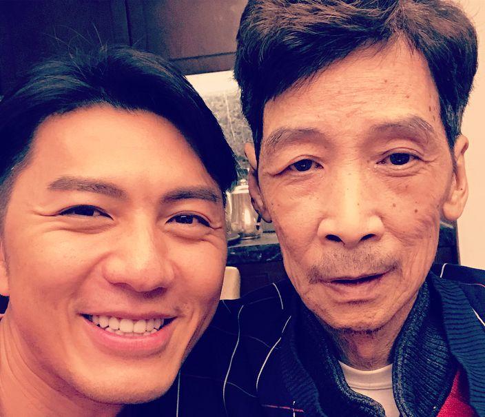 病父離世 袁偉豪:媽媽交給我吧 | 娛圈事 | 巴士的報