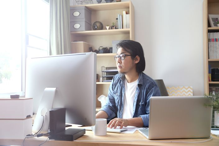 在家工作心情好 研究:有助提高生產力 | 職趣事 | 巴士的報