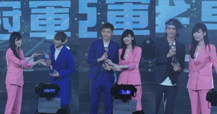 【全民造星總決賽】大批fans支持 姜濤由頭帶到尾大熱奪冠   娛圈事   巴士的報