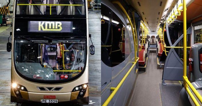 九巴車廂大翻新 8年車齡舊車媲美新代「紅巴」 | 香港事 | 巴士的報