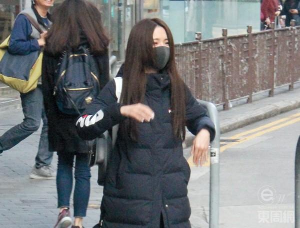 菊梓喬素顏出動 急做facial補靚樣 | 娛圈事 | 巴士的報
