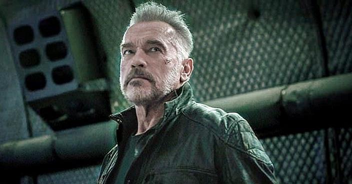 71歲阿諾再扮未來戰士 機械人都會滿頭白髮 | 娛圈事 | 巴士的報