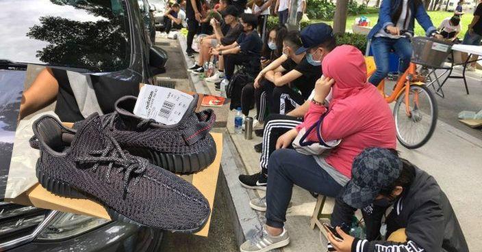 為愛兒搶購限量波鞋 臺爸謊稱母親生病請假3日排隊 | 兩岸 | 巴士的報