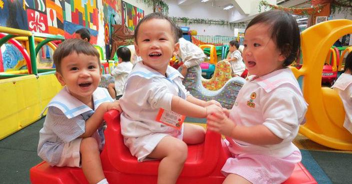 啟思幼稚園幼兒園3分校 10月5日舉辦開放日   校園跳豆   巴士的報