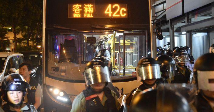 消息指警取得手令索42C八達通紀錄 警方:需要時會按例要求 | 政事