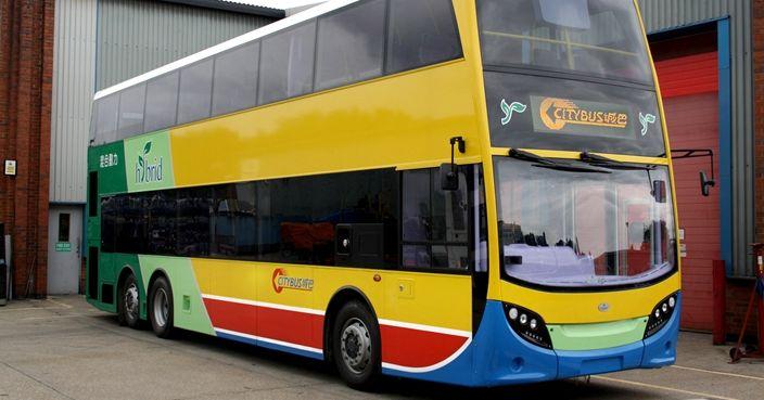 城巴B5線尾班車為晚上10時15及30分 | 香港事 | 巴士的報