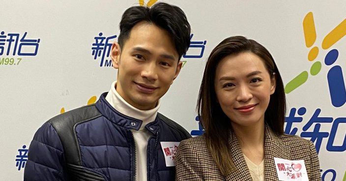 新劇同陳煒飾戀人 王梓軒唔敢掂對方手仔 | 娛圈事