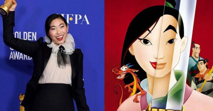 樣貌演技勝劉亦菲 網友讚影后奧卡菲娜更似「花木蘭」 | 娛圈事 | 巴士的報