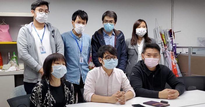 區議員劉家衡女友被捕 不滿警高調拘受襲者   政事   巴士的報