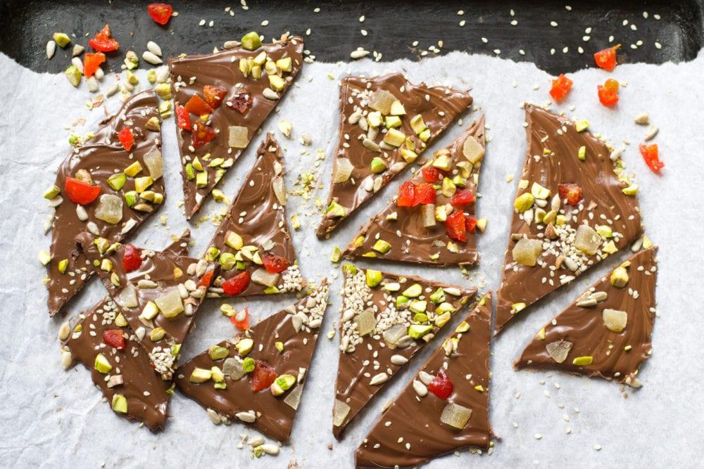 Choklad kan gora dig smartare