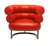 Eileen gray Bibendum Chair - Bauhaus Italy