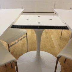 Sofa Mart Dining Tables Polaris Black Leather Sectional Eero Saarinen Extendable Table