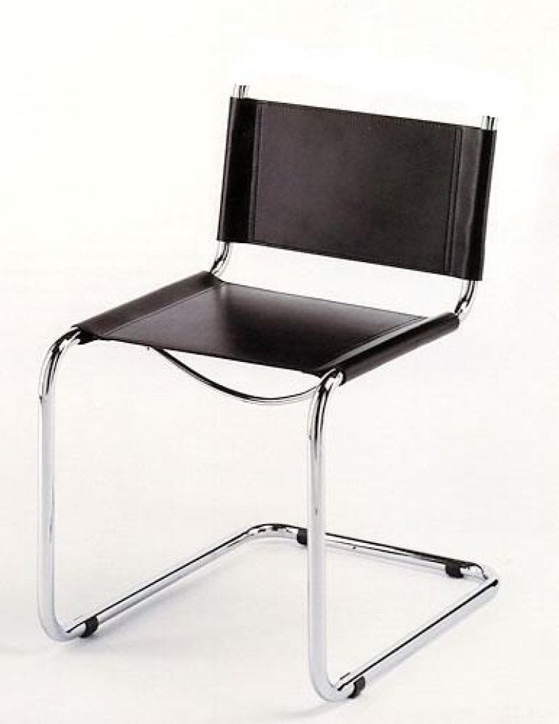 Mart Stam Cantilever Chair  Bauhaus Italy