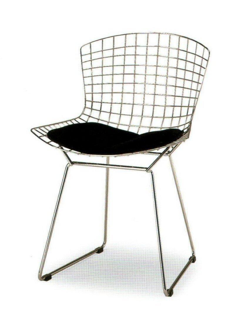 Harry Bertoia Wire Chair  Bauhaus Italy