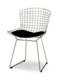 Harry Bertoia Wire Chair - Bauhaus Italy