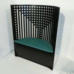 Charles Rennie Mackintosh Willow Chair Professional Gaming Bauhaus Italy Image 30 0 Jpg 1 3 4