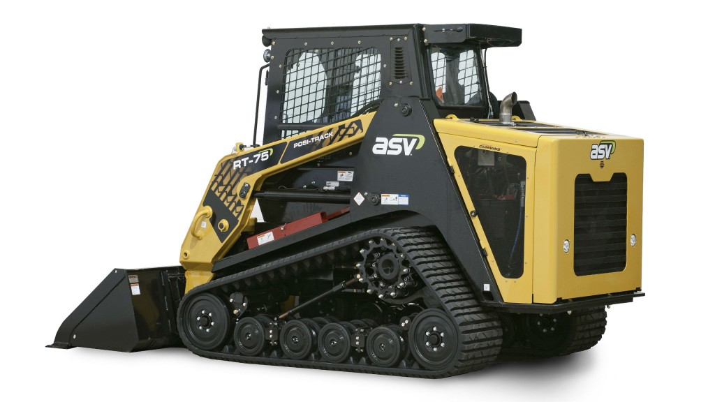 hight resolution of asv rt 75 compact track loader features redesigned open rail and asv pt 80 wiring diagram