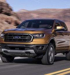 the 2019 ford ranger is a rugged mid size pickup ideal for off road [ 1280 x 720 Pixel ]