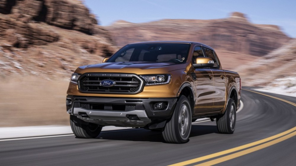 medium resolution of the 2019 ford ranger is a rugged mid size pickup ideal for off road