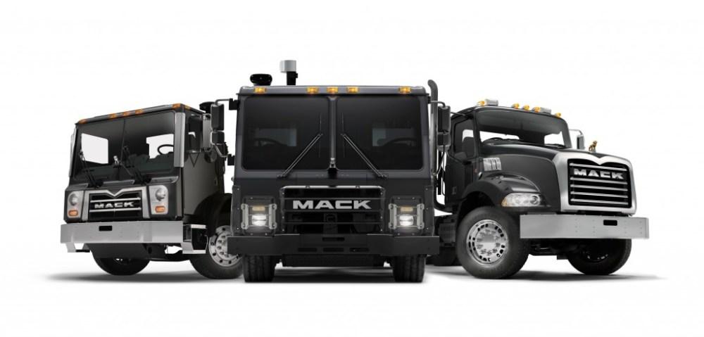 medium resolution of mack trucks mack lr battery electric vehicle demonstrator model will debut as part of mack s