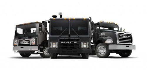 small resolution of mack trucks mack lr battery electric vehicle demonstrator model will debut as part of mack s