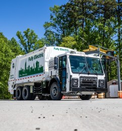 mack trucks unveiled today its highly anticipated mack lr battery electric vehicle bev  [ 1920 x 1279 Pixel ]