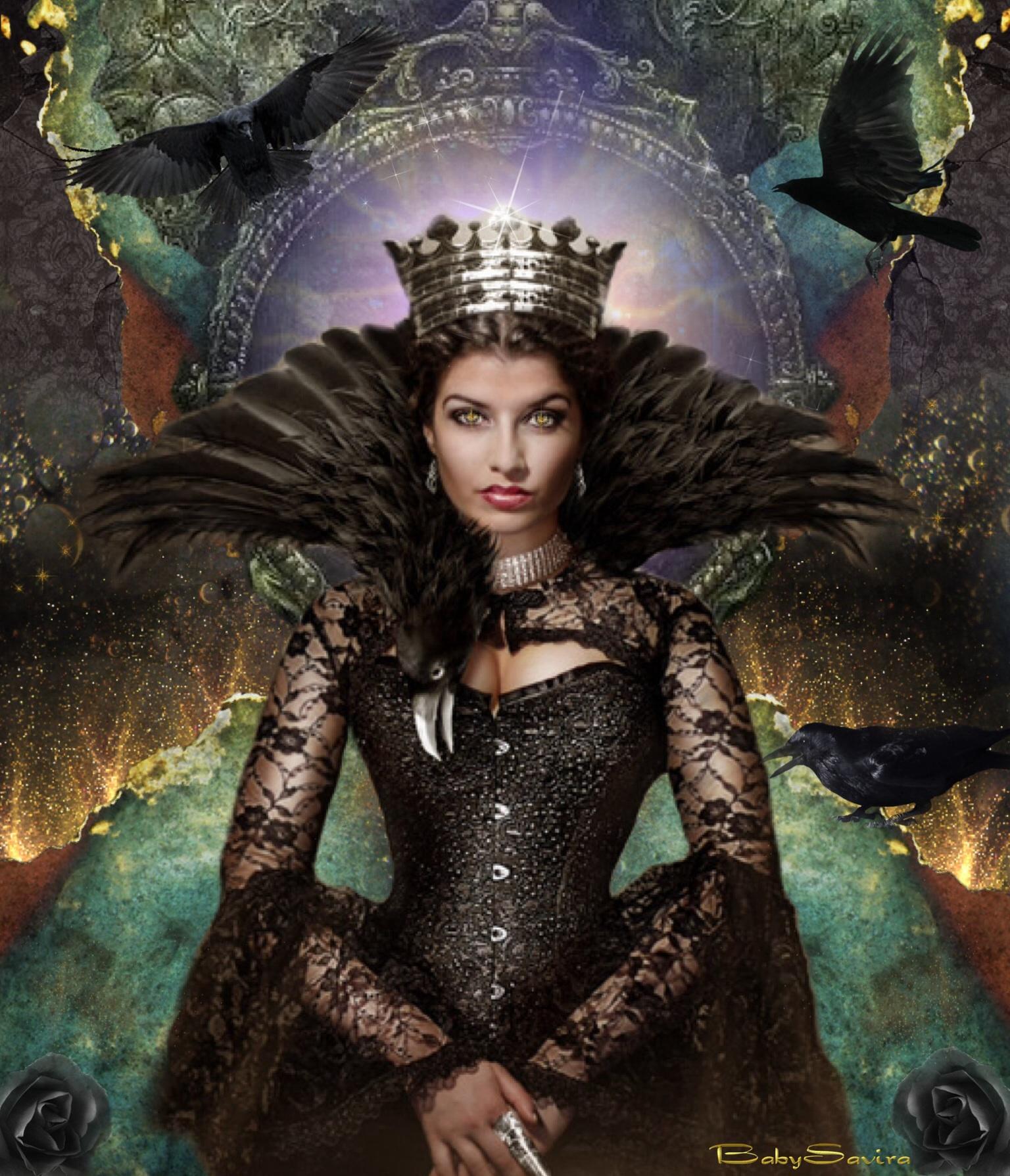 The Other Boleyn Girl Hd Wallpaper Fantasy Art Evil Queen