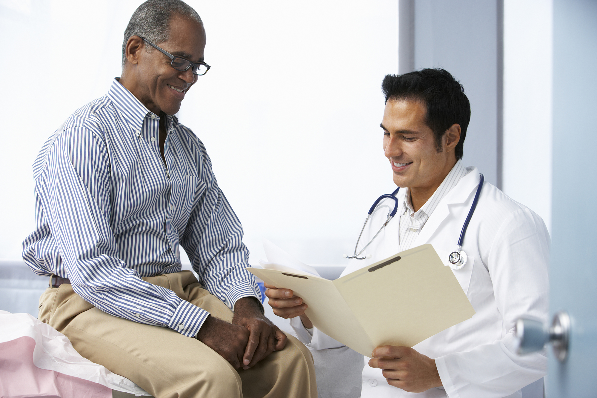 6 Questions Every Man Should Ask His Doctor