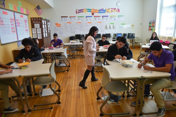 Student Scores In Reading And Math Drop Stem Solutions