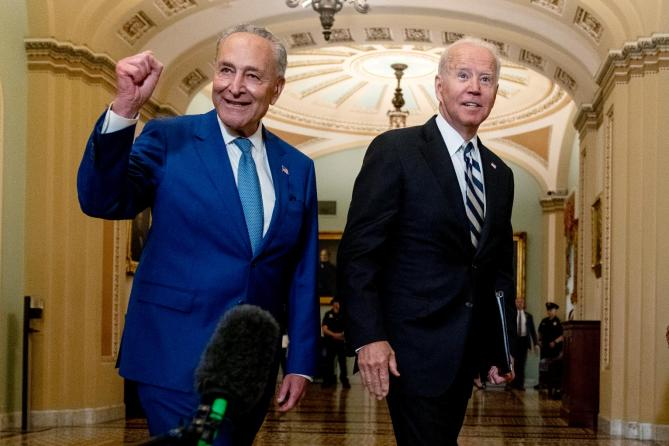 Biden Pitches Huge Budget, Says Dems Will 'Get a Lot Done' | Business News | US News