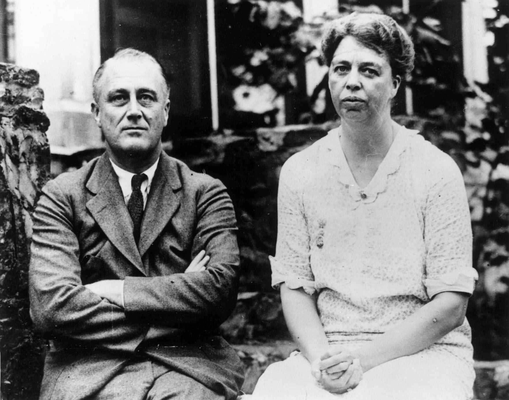 Image result for franklin roosevelt and wife