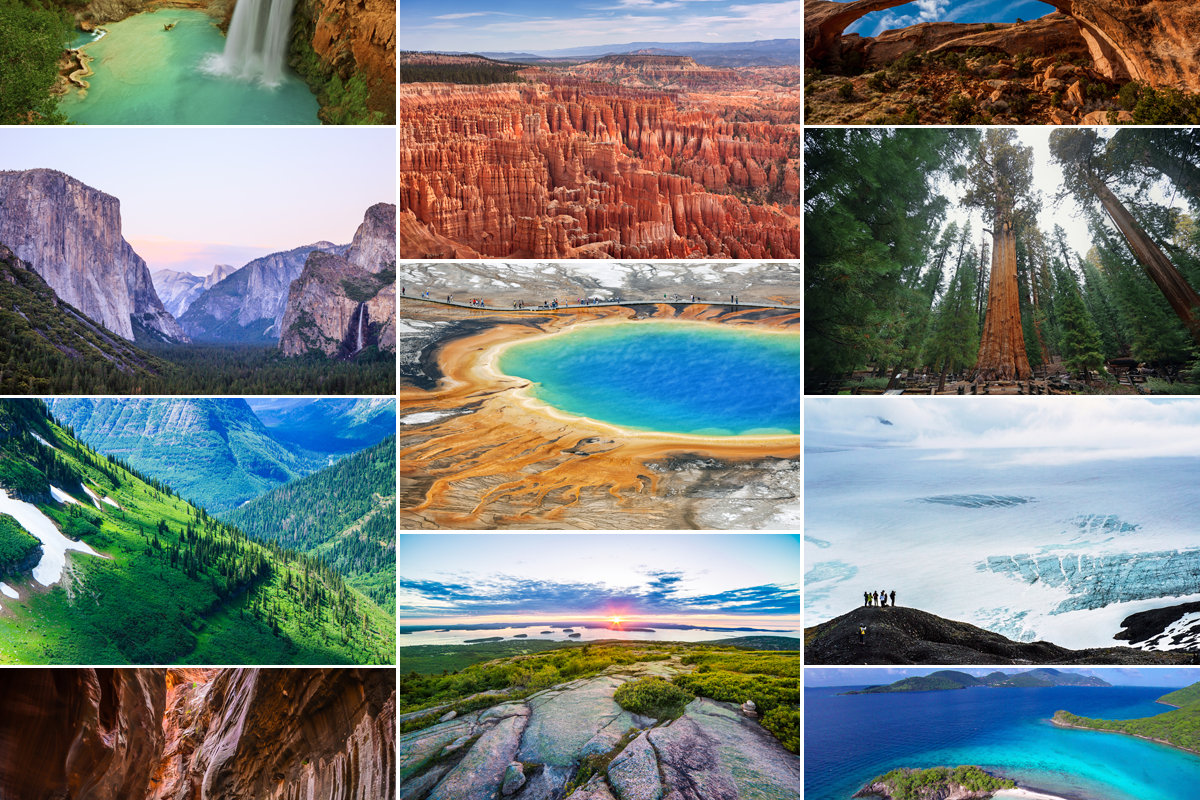 15 MustVisit National Park Attractions  Travel  US News